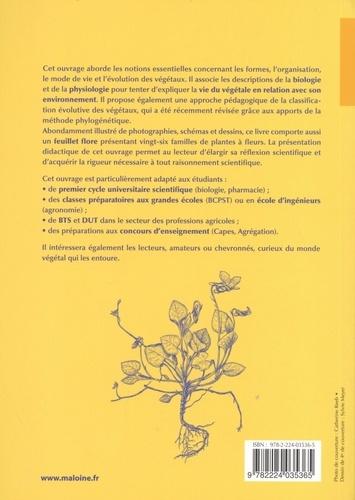 Botanique. Biologie et physiologie végétales 3e édition