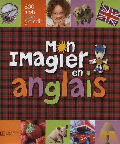 Sylvie Michel - Mon Imagier en anglais.