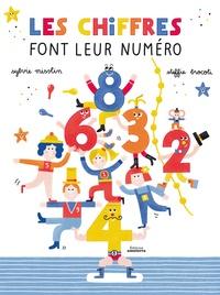 Sylvie Misslin et Steffie Brocoli - Les chiffres font leur numéro.