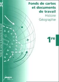 Sylvie Nebout et Guy Prugnol - Histoire géographie 1re.