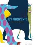 Sylvie Neeman et  Albertine - Ils arrivent....