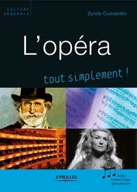 Sylvie Oussenko - L'opéra.