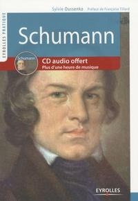 Sylvie Oussenko - Schumann. 1 CD audio