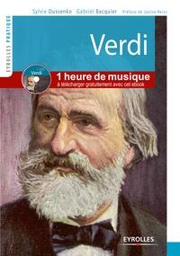 Sylvie Oussenko et Gabriel Bacquier - Verdi - Vie et oeuvre.