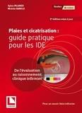 Sylvie Palmier et Michèle Garulo - Plaies et cicatrisation : guide pratique pour les IDE - De l'évaluation au raisonnement clinique infirmier.