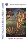 Sylvie Parizet - Mythe et littérature.