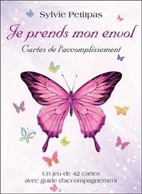 Sylvie Petitpas - Je prends mon envol. Cartes de l'accomplissement - Un jeu de 42 cartes avec guide d'accompagnement.