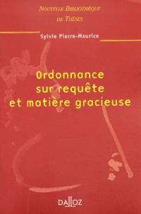 Deedr.fr Ordonnance sur requête et matière gracieuse Image