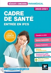 Sylvie Pierre - Réussite Concours -  Cadre de santé -  2020-2021 - Préparation complète.