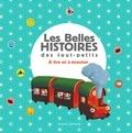 Aurélie Guillerey et Sylvie Poillevé - Les Belles histoires des petits à lire et à écouter - Recueil - Recueil N°01.