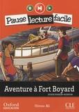 Sylvie Poisson-Quinton - Aventure à Fort Boyard - Niveau A1. 1 CD audio