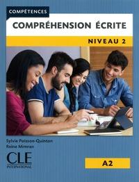 Sylvie Poisson-Quinton et Reine Mimran - Compréhension écrite niveau 2 A2.