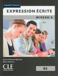 Sylvie Poisson-Quinton et Reine Mimran - Expression écrite niveau 4 B2.