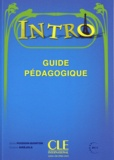 Sylvie Poisson-Quinton et Evelyne Siréjols - Intro A1.1 - Guide pédagogique.