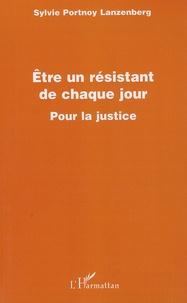 Deedr.fr Etre un résistant de chaque jour - Pour la justice Image