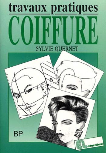Sylvie Quernet - Dessin de coiffure BP - Travaux pratiques.