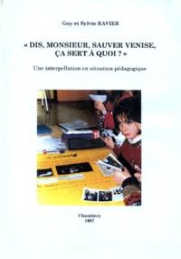 Sylvie Ravier et Guy Ravier - .
