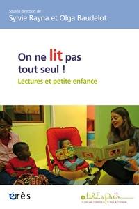On ne lit pas tout seul! - Lecture et petite enfance.pdf