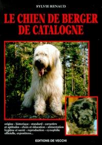 Sylvie Renaud - Le chien de berger de Catalogne.