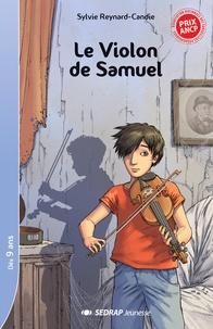 Sylvie Reynard - Le violon de Samuel - Lot de 30 romans + fichier pédagogique.