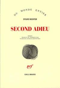 Sylvie Richter - Second adieu.
