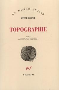 Sylvie Richter - Topographie.