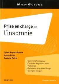 Sylvie Royant-Parola et Agnès Brion - Prise en charge de l'insomnie.