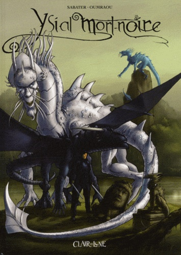Sylvie Sabater et Julio Oumraou - Ysial Mort-Noire - Seigneur Dragon.