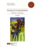 Sylvie Saint-Onge et Roland Thériault - Gestion de la rémunération - Théorie et pratique.