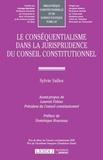 Sylvie Salles - Le conséquentialisme dans la jurisprudence du Conseil constitutionnel.