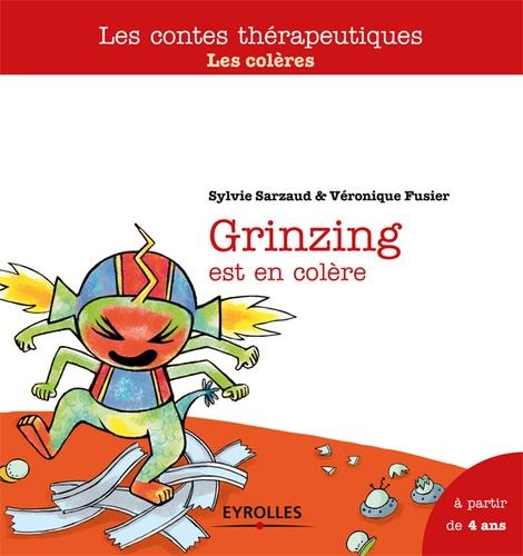 Grinzing est en colère - Sylvie Sarzaud - 9782212012019 - 6,99 €