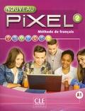 Sylvie Schmitt - Méthode de français Nouveau Pixel 2 A1 - Livre de l'élève. 1 Cédérom