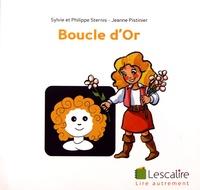 Sylvie Sternis et Philippe Sternis - Boucle d'Or.