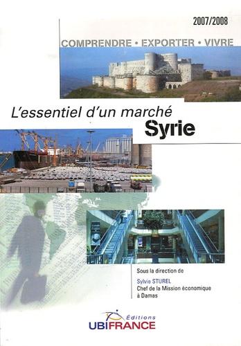 Sylvie Sturel - Syrie.