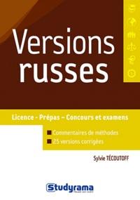 Versions russes - Sylvie Técoutoff | Showmesound.org