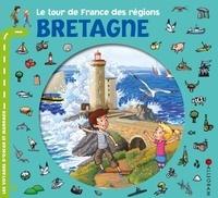 Sylvie Tellier - Les voyages d'Oscar et Margaux  : Bretagne - 2 volumes : Tome 4, Le loup de mer ; Tome 12, Bretagne sud.