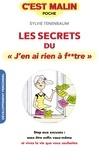 """Sylvie Tenenbaum - Secrets du """"j'en ai rien a f**tre""""."""