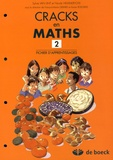 Sylvie Van Lint et Nicole Hemmeryckx - Cracks en maths 2 - Fichier d'apprentissages.