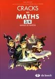 Sylvie Van Lint - Cracks en maths 3/4 - Manuel de fixation.