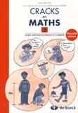 Sylvie Van Lint - Cracks en maths 3 - Guide méthodologique et corrigé.
