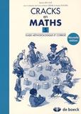 Sylvie Van Lint - Cracks en maths 5 - Guide méthodologique et corrigé.