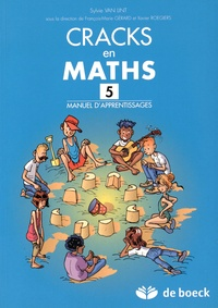 Goodtastepolice.fr Cracks en maths 5 - Manuel d'apprentissages Image
