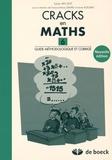 Sylvie Van Lint - Cracks en maths 6 - Guide méthodologique et corrigé.