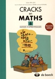Sylvie Van Lint - Cracks en maths 6 - Manuel d'apprentissages.