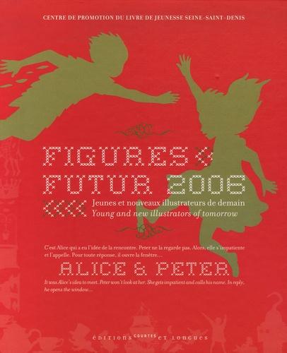 Sylvie Vassallo - Figures Futur 2006 - Jeunes et nouveaux illustrateurs de demain ; Edition bilingue, Français-Anglais.