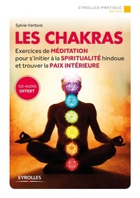 Sylvie Verbois - Les chakras. 1 CD audio