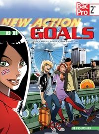 Téléchargements iBook CHM RTF ebook gratuitement New action goals Bac Pro 2de  - A2 B1