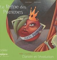 Sylvie Wibaut - La reine des pommes - Darwin et l'évolution.