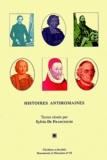 Sylvio Hermann de Franceschi - Histoires antiromaines - Antiromanisme et critique dans l'historiographie catholique (XVIe-XXe siècles).