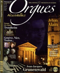 Pascale Rouet - Orgues Nouvelles N° 12 : . 1 Cédérom + 1 CD audio